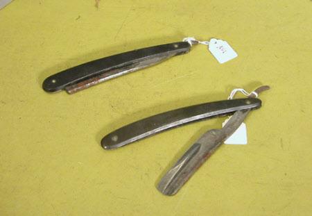 Cut-throat razor