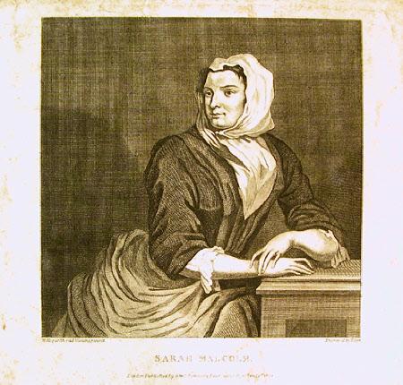 Sarah Malcolm (d.1733) (after William Hogarth)