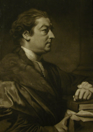 Samuel Dyer (1725-1772) (after Sir Joshua Reynolds)