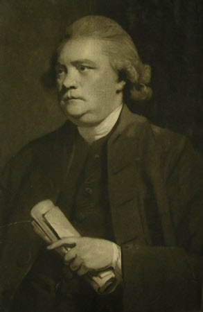 The Reverend Willliam Mason (1725-1797) (after Sir Joshua Reynolds PRA)