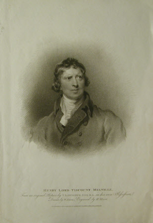 Henry Dundas, 1st Viscount Melville (1742-1811) (after Sir Thomas Lawrence PRA)