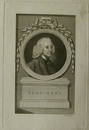 Dr. John Armstrong (1709-1779) (after Sir Joshua Reynolds)