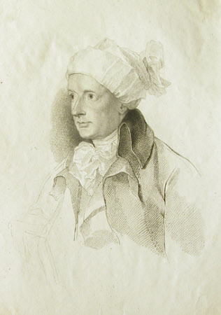 William Cowper (1731-1800) (after Sir Thomas Lawrence)