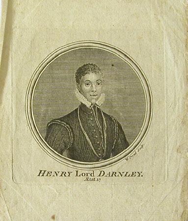 Henry Stuart, Lord Darnley, King of Scotland (1545–1567) (after Lucas de Heere)