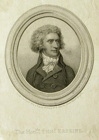 Thomas Erskine, 1st Baron Erskine (1750-1823) (after Richard Cosway)