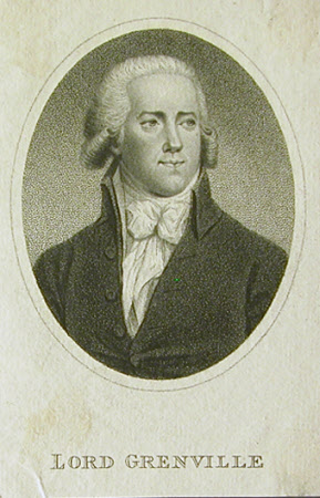 William Wyndam Grenville, 1st Baron Greville (1759-1834)