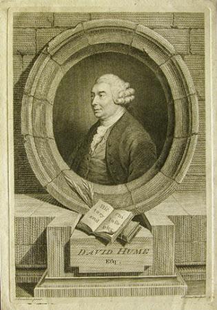 David Hume (1711-1776) (after John Donaldson)