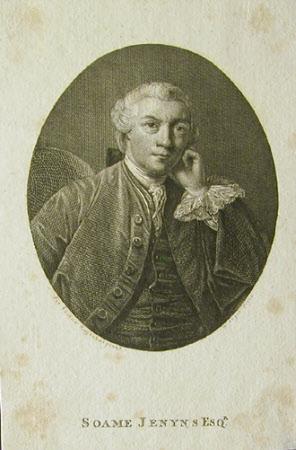 Soame Jenyns, MP (1704-1787) (after Sir Joshua Reynolds)