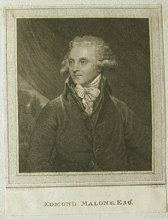 Edmond Malone (1704-1774) (after Sir Joshua Reynolds)
