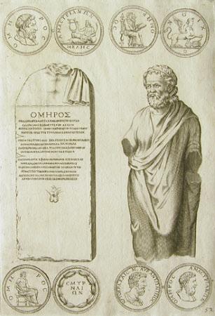 Homer (800 BC - 701 BC)