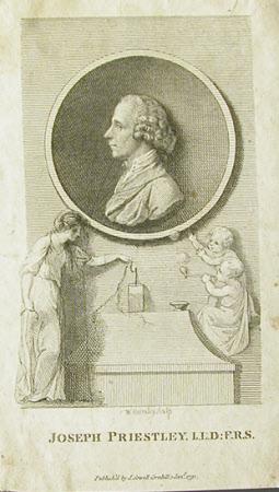 Joseph Priestley, FRS (1733-1804)