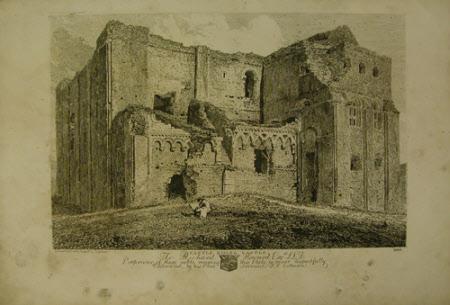Norman Castle, Rising Castle, Norfolk