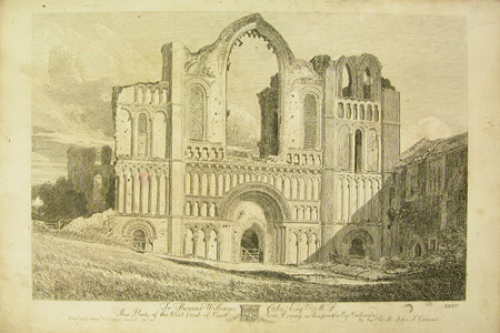 West Front, Castle Acre Priory, Norfolk