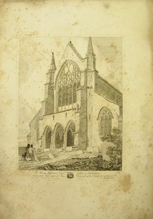 West Facade, St Mary's Church, Snettisham, Norfolk