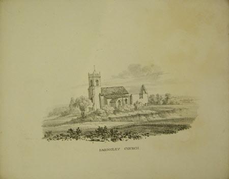 Church of St Felix, Babingley, Norfolk
