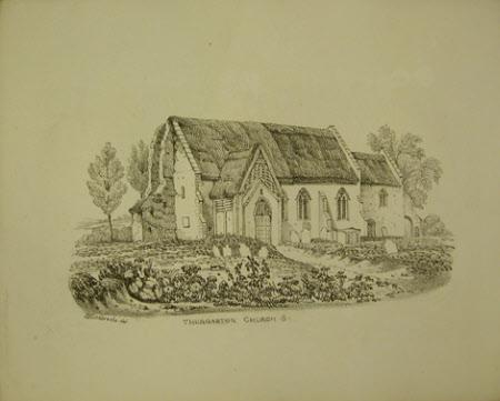 All Saints' Church, Thurgarton, Norfolk