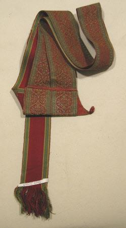 Uniform sword belt