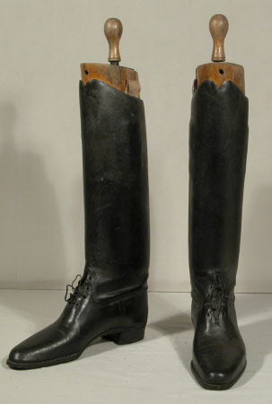 Military field boot