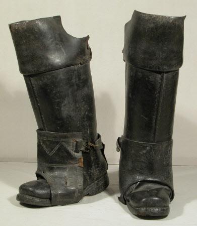 Postillion boot