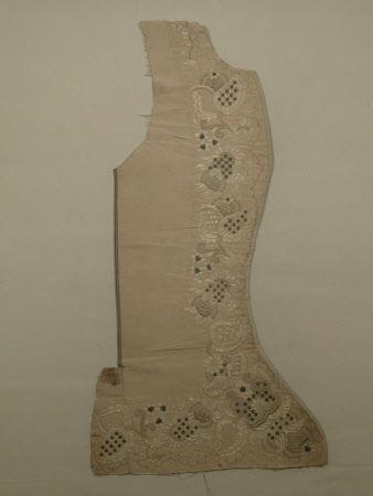 Waistcoat part