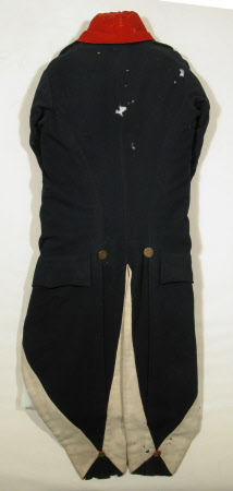 Uniform coatee