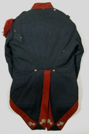 Military coatee
