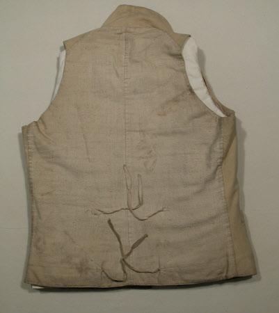 Navel uniform waistcoat