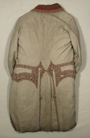 Officer's mess servant's coat