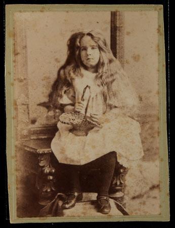 Yvonne du Plessis (b.1892) aged 5 years 3 months