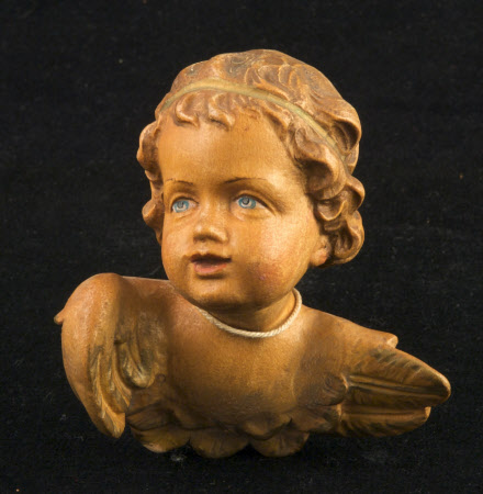 Bust of a Cherub