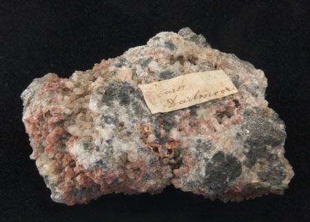 Quartz fragment
