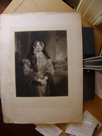 The Hon. Elizabeth Albana Upton, Marchioness of Bristol (1775-1844) (afgter Sir Francis Grant PRA)