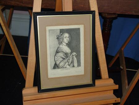 The Hon. Elizabeth Hervey, The Hon. Mrs John Hervey (c.1610/20-1700) (after Sir Anthony Van Dyck)