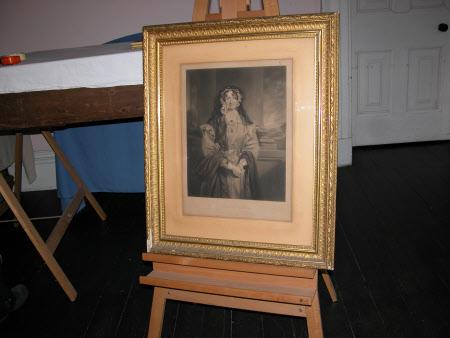 The Hon. Elizabeth Albana Upton, Marchioness of Bristol (1775-1844) (after Sir Francis Grant PRA)