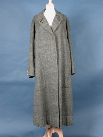 Lady's ulster coat