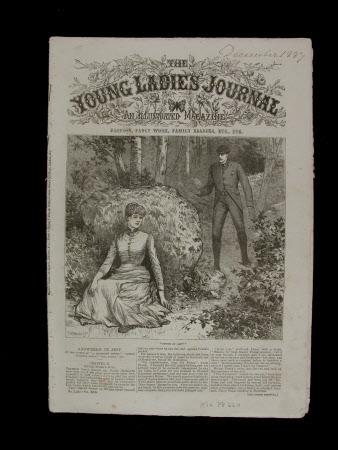 Penny Magazine - December 1887