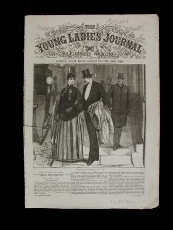 Penny Magazine - February 1888