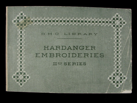 D.M.C. Library - Kardanger (?) - Embroidery - Series II