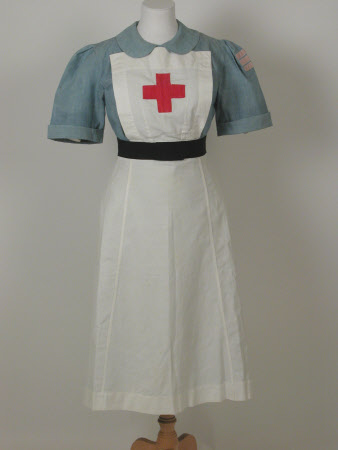 Red cross uniform