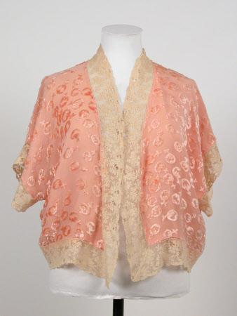 Dressing jacket