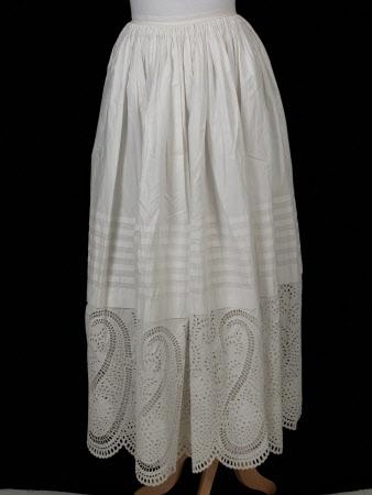 Waist petticoat