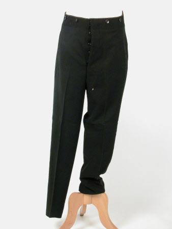 Man's suit trousers