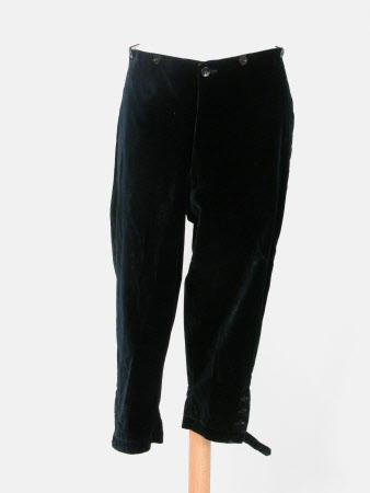 Coat suit trousers