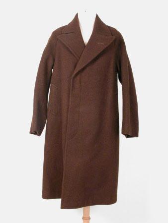 Man's overcoat