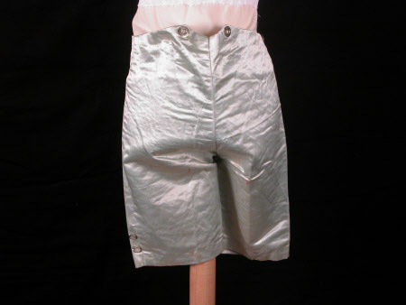 Child's fancy dress knee breeches