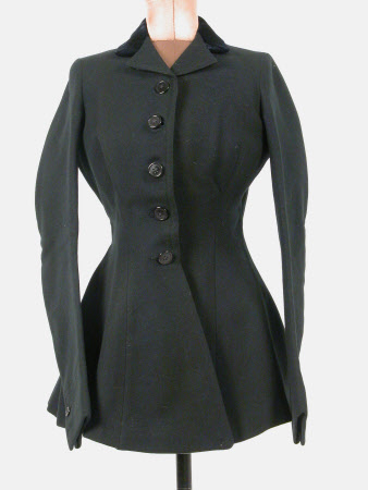 Lady's riding habit jacket