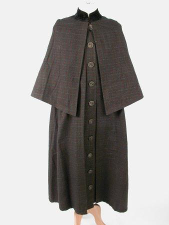 Man's ulster coat