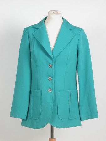 Trouser suit jacket
