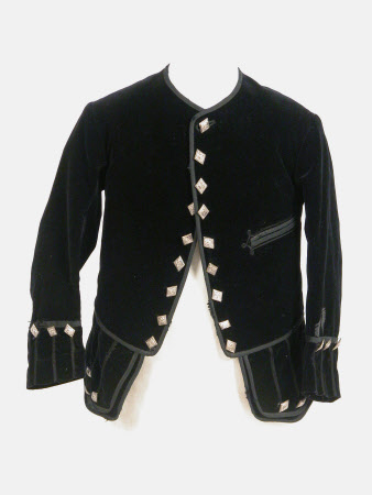 Boy's highland dress jacket