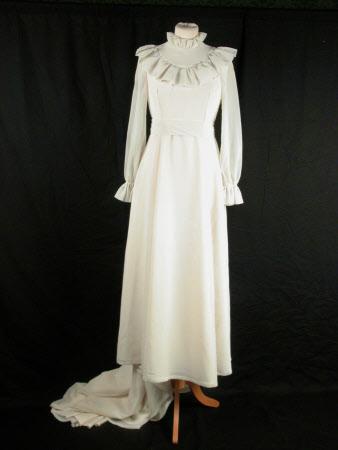 Wedding dress part